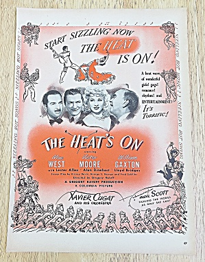 1943 The Heat's On With Mae West