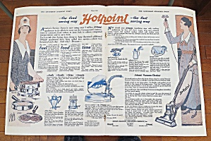 1918 Hotpoint Appliances With Different Appliances