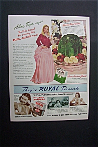 1940 Royal Desserts with Alice Faye & Jane Withers (Image1)