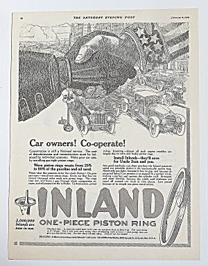 1919 Inland Piston Rings With Hands Shaking (Image1)