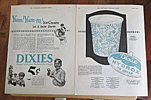 1926 Dixies With Kids & Ice Cream