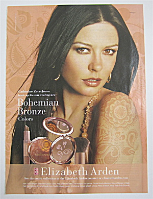 2006 Bohemian Bronze With Catherine Zeta Jones