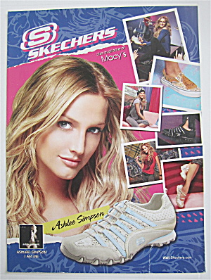 2007 Skechers with Ashlee Simpson (Image1)