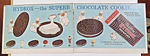 1960 Sunshine Hydrox Cookies With Men Making Cookies (Image1)