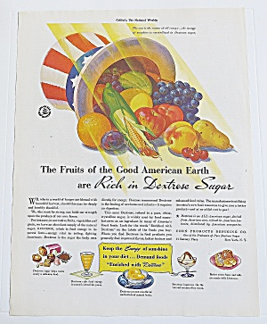 1942 Dextrose Sugar With Vegetables In Hat (Image1)