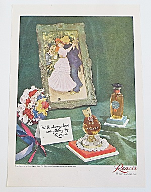 1946 Renoir With Perfumes
