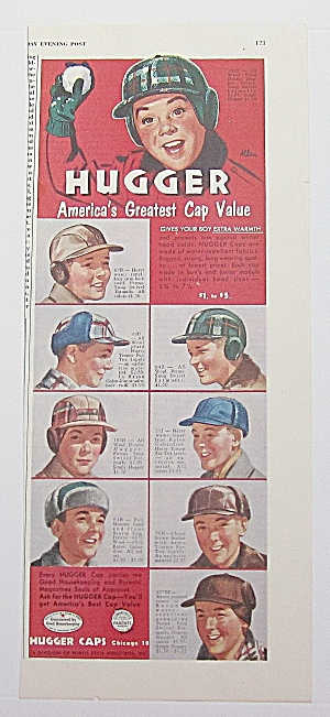 1952 Hugger Caps With Different Hugger Caps (Image1)