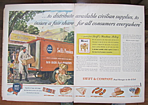 1945 Swift Premium with Children Watching Delivery Man (Image1)