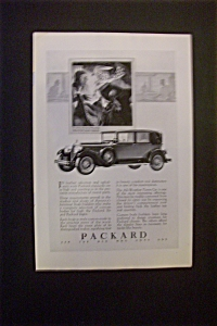 1927 Packard  with the Packard Automobile (Image1)