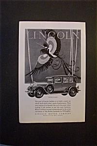 1927  Lincoln  Motor Company (Image1)