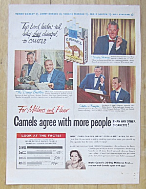 1953 Camel Cigarettes with Dorsey Brothers & More  (Image1)