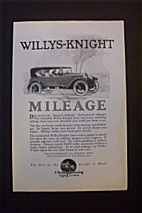 1924  Willys - Knight (Image1)