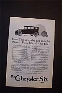 1924  Chrysler  Six (Image1)