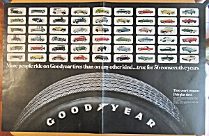 1971 Goodyear Tires with 56 Consecutive Years  (Image1)