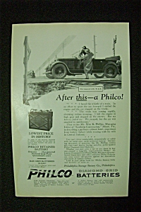 1924  Philco Diamond-Grid  Batteries (Image1)