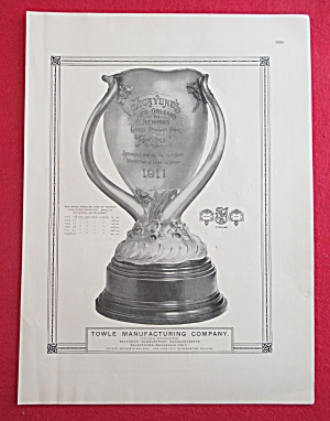 1913 Towle Manufacturing Co with Trophy  (Image1)