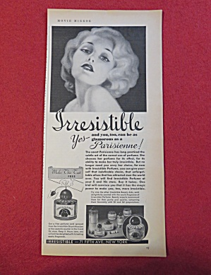 1934 Irresistible with Lovely Woman  (Image1)