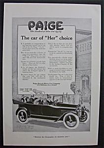 1916 Paige  Automobile (Image1)