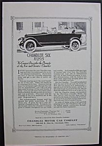 1916 Chandler Motor Car Company w/Chandler Six (Image1)