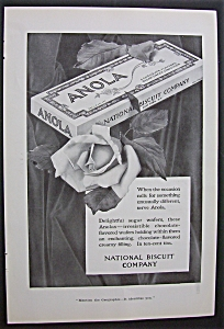 1916 Anola Biscuits