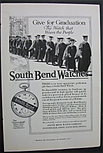 1916 South Bend Watches