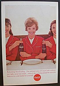 1963 Coca Cola (Coke) with Three Women (Image1)