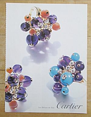 2004 Cartier Jewelry with Les Delices De Goa (Image1)