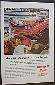 1962 Chevrolet with a Chevy Nova II & Two Men (Image1)