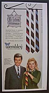 1964 Wembley Ties with James Darren (Image1)