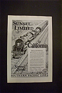 1926 Southern Pacific Lines