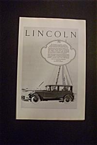 1926  Lincoln  Motor  Company (Image1)