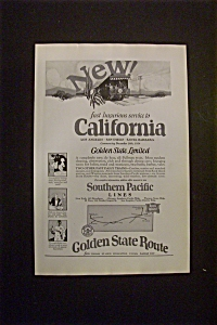 1925 Golden State Route