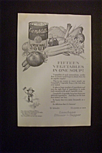 1924 Campbell's Soup