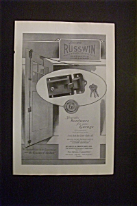 1925  Russell  &  Erwin  Mfg.  Co. (Image1)