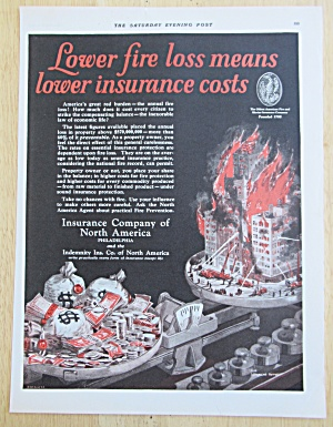 Vintage Ad: 1925  Aetna  Life  Insurance  Company (Image1)
