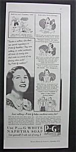 1936  P & G  Naptha  Soap (Image1)