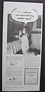 1935  Castoria  Children's Laxative (Image1)