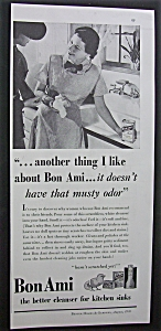 1936 Bon Ami Cleanser with Two Women Talking (Image1)