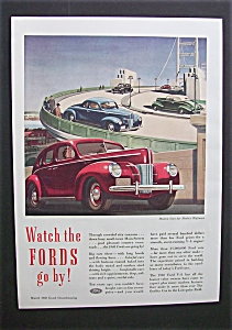 1940  Ford  Cars (Image1)
