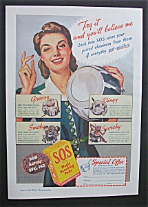 1940  S.O.S.  Magic  Scouring  Pads (Image1)