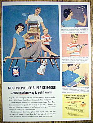 1959 Super Kem-Tone Paints w/Family Standing (Image1)