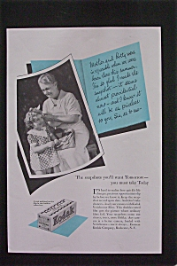 1930's Eastman Kodak with Mother & Dotty  (Image1)