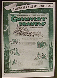 1939 Gulliver's Travels