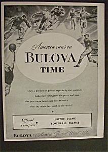 1951  Bulova  Time (Image1)