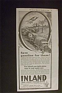 1918 Inland One-Piece Piston Ring (Image1)