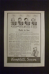 1918 Campbell's Soup