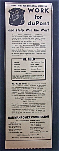 1943  War  Manpower  Commission (Image1)