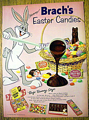 1959 Brach's Easter Candy with Bugs Bunny (Image1)