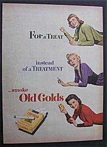 1951  Old  Gold  Cigarettes (Image1)
