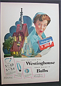 1951  Westinghouse  Light  Bulbs (Image1)